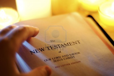 New Testament By Candleight